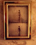 w.t. / ya.tolstoy / 8mm film fragment / 15x10, 1997